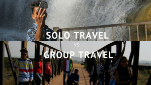 Solo Travel Vs Group Travel