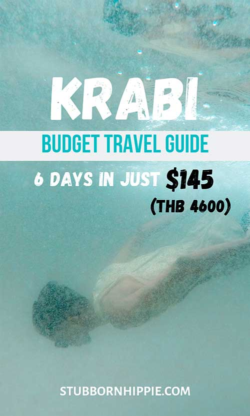 Krabi Bugdet Travel Guide