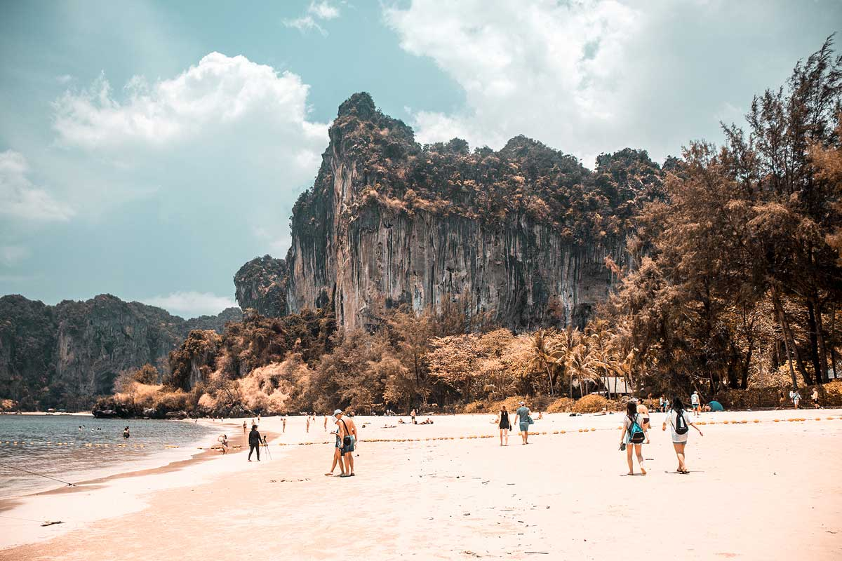 Krabi Budget Travel Guide